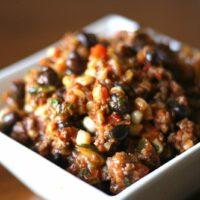 Hidden Veggie Chipotle Taco Meat
