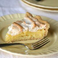 Pineapple Pie with Meringue (from Grandma Inez)