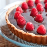 raspberry-chocolate-tart
