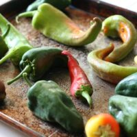 Roasted Chiles Rellenos Bake