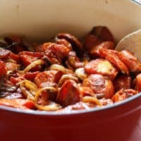 Easy Roasted Balsamic Tomato Sauce
