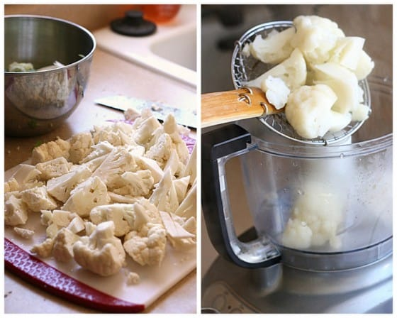 Cauliflower Pizza Crust | gluten-free pizza crust | cauliflower recipes | keto recipes | low carb recipes | perrysplate.com
