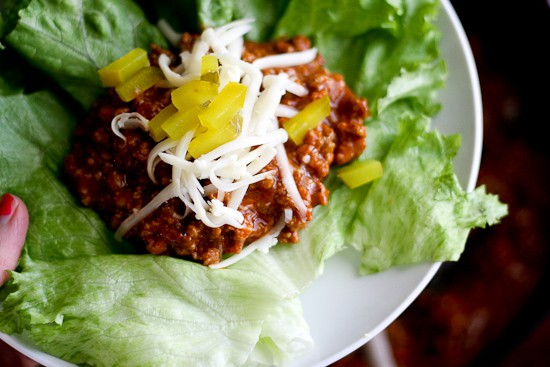 Best Sloppy Joe's Ever. No, really. And no chopping required! | Paleo & Whole30 options | gluten-free recipes | dairy-free recipes | perrysplate.com