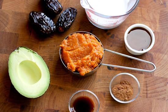 Frosty Pumpkin Pie Shots - www.PerrysPlate.com