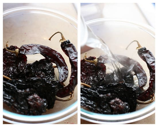 If you love that drippy, flavorful shredded beef in tacos from those hole-in-the-wall places, you HAVE to try this. It's easy to make a big batch of this shredded beef in your slow cooker! | perrysplate.com