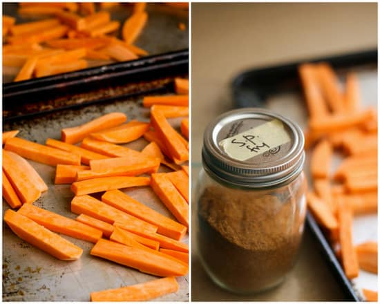 Sweet Potato Fry Seasoning | paleo | Whole30 | gluten-free | perrysplate.com