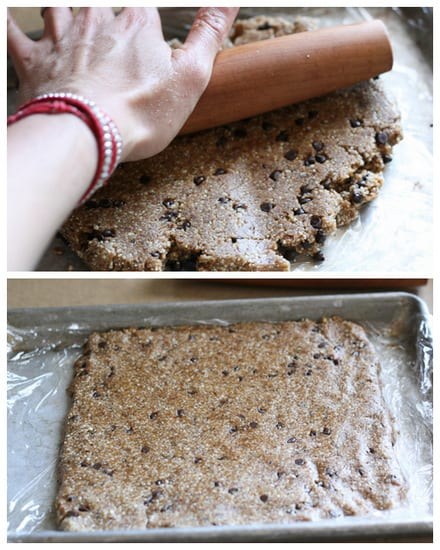 Homemade Chocolate Chip Cookie Dough Larabars Recipe ...