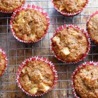 Paleo Apple Cinnamon Muffins