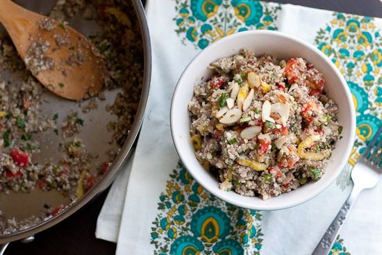 Paleo Fried Rice for Tasty Kitchen