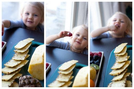 Tasty Kitchen Blog Fruit Christmas Tree 4B