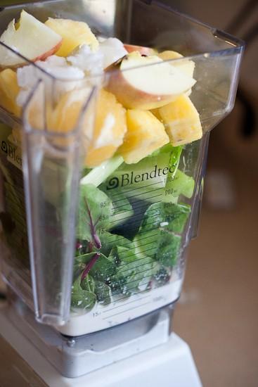 A Green Smoothie (that actually tastes good!)