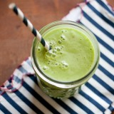 A Green Smoothie-2
