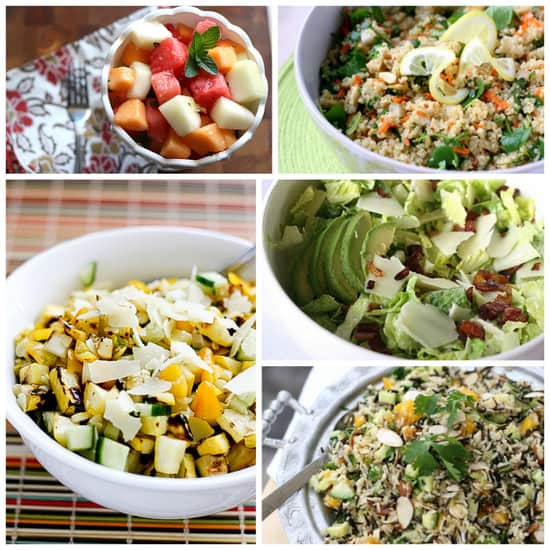 Healthy Potluck Salad Recipes