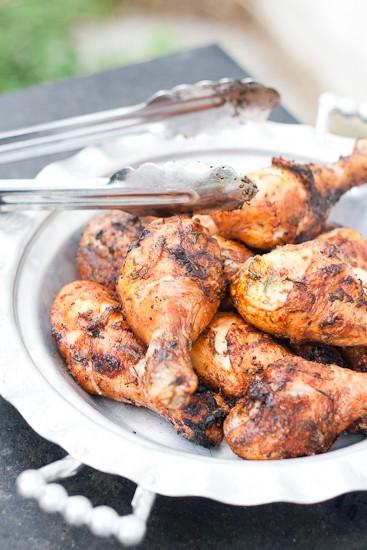Grilled Moroccan Chicken Drumsticks-3