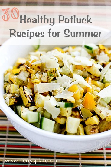 30 Healthy Potluck Recipes For Summer Perry S Plate