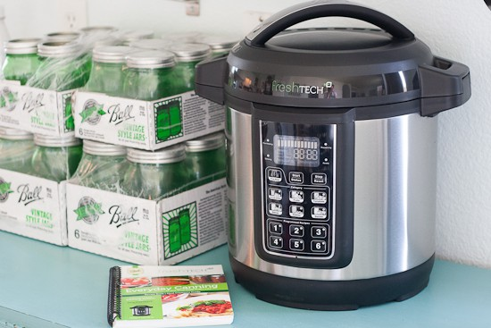Ball Home Canning System