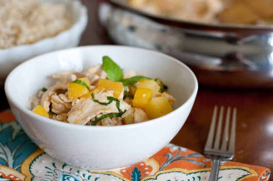 Tasty Kitchen Blog Tropical Thai Chicken Curry 12