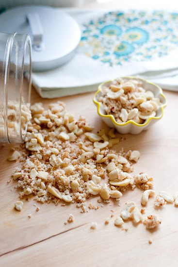 Thai Toasted Coconut Cashew Nuts - Great as a grain-free replacement for granola or eaten alone as a healthy snack!