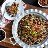 PW Food and Family - Wild Rice Stuffing-14