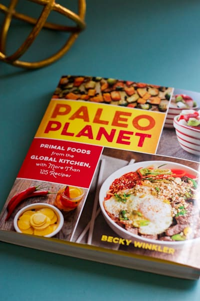 Paleo Planet Cookbook Review