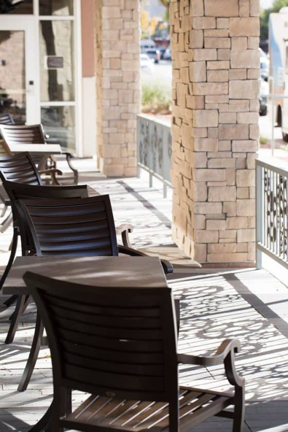 Our stay at Homewood Suites by Hilton in Moab, UT -- such a family-friendly hotel! | perrysplate.com
