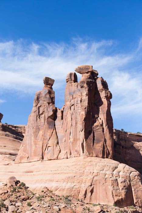 Excursions to do with Small Children in Moab, UT | perrysplate.com