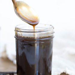 salted-caramel-vanilla-bean-caramel-sauce