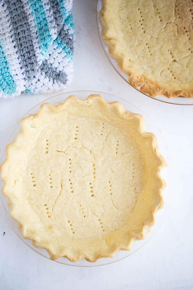 Perfect Gluten-Free Pie Crust - Perry's Plate