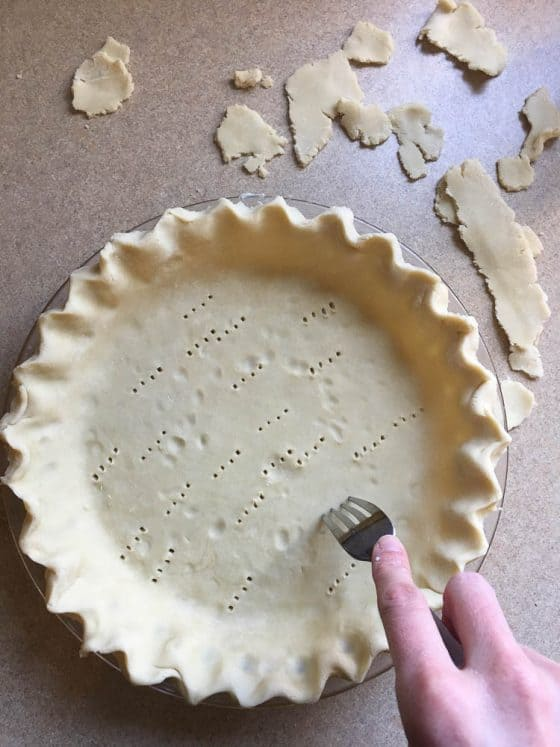 Perfect Gluten-Free Pie Crust | perrysplate.com