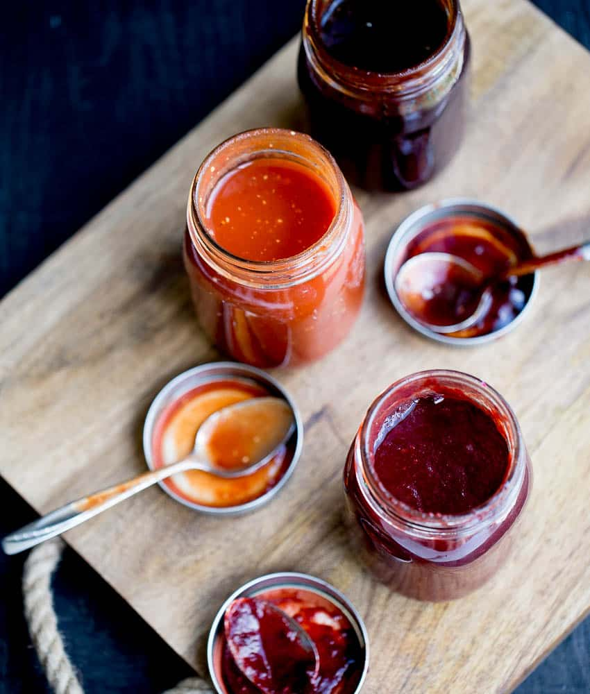 Homemade Paleo BBQ Sauce | paleo recipes | paleo cookbooks | perrysplate.com