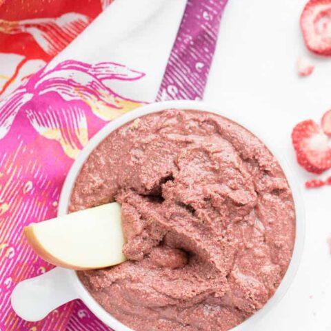 Strawberry Cream Nut Butter