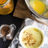 Chai-Spiced Golden Milk