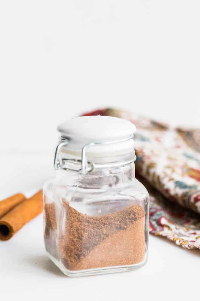 Homemade Chai Spice Blend   chai recipes   spice blends   diy recipes   sugar free recipes   perrysplate.com