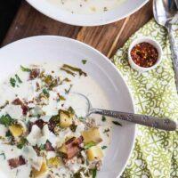 Zuppa Toscana (Instant Pot Version)