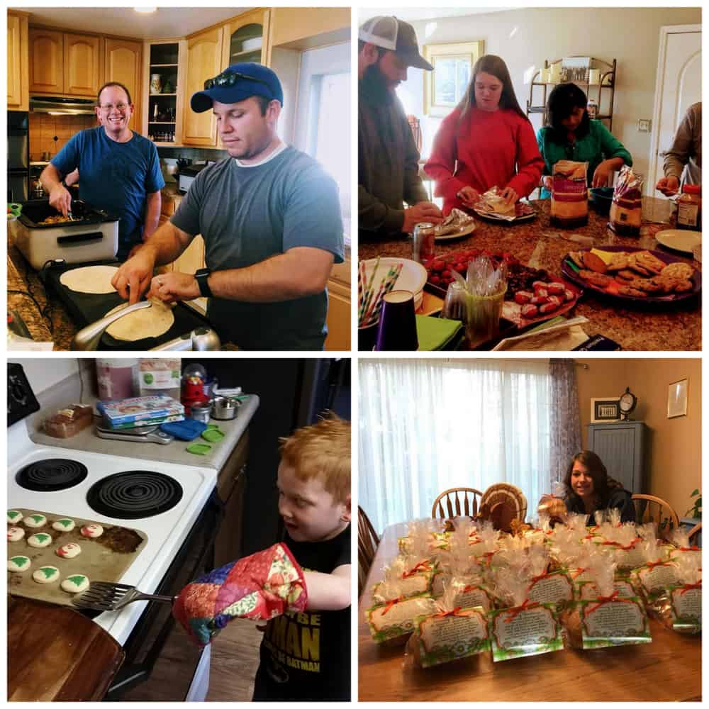 Light the World : Five Ways to Feed the Hungry | #lighttheworld | Christmas service projects | perrysplate.com