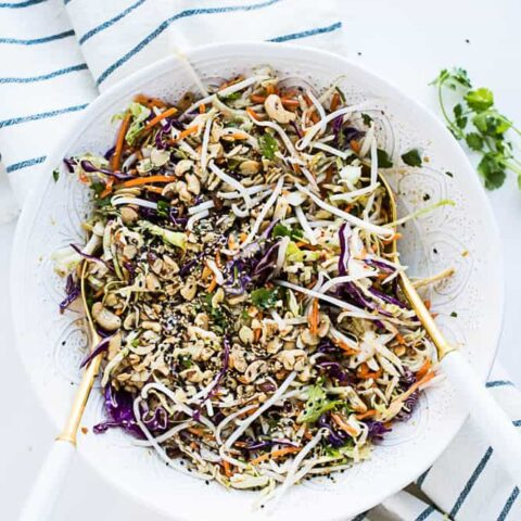 Paleo Asian Chopped Salad