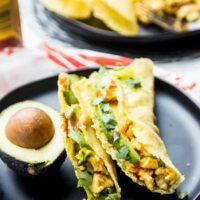 Keto Tortillas + Breakfast Tacos