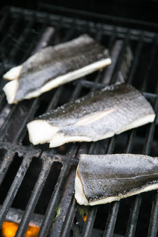 Tips for grilling fish! | perrysplate.com #grilledfish