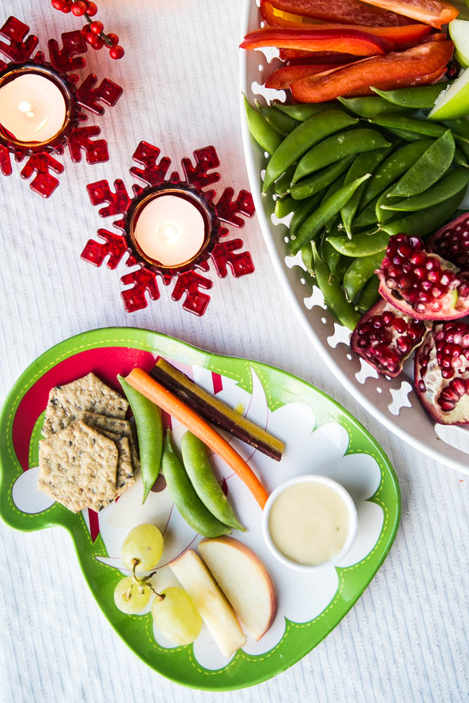 Charcuteries are perfect for kids -- they can choose what they'd like to eat from a variety of heathy, colorful options!