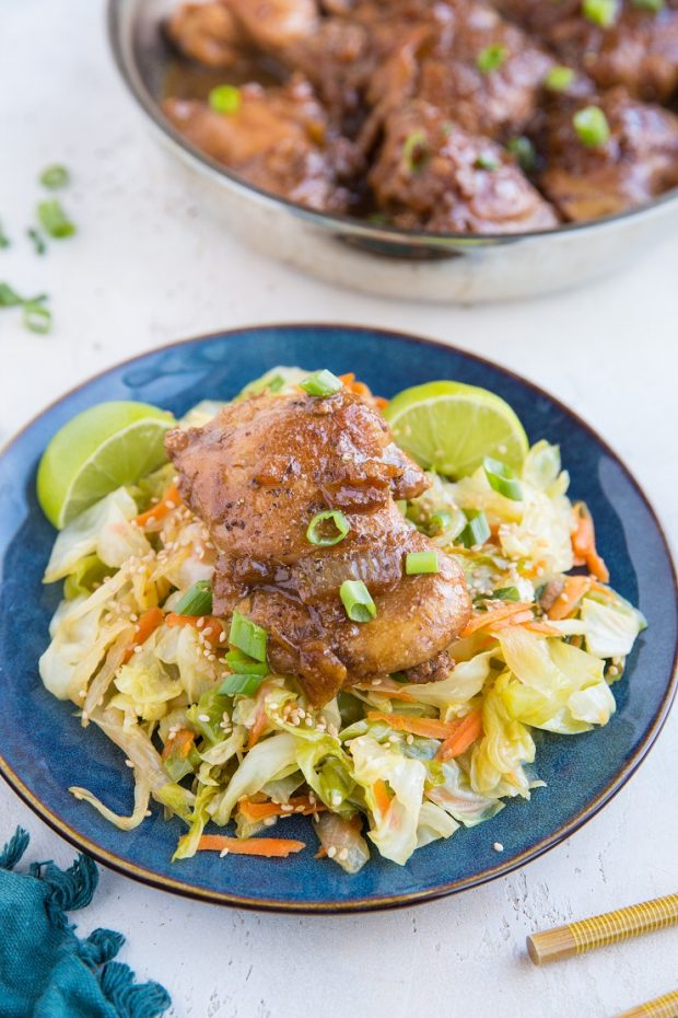 Paleo Chicken Adobo -- Paleo Meal Plans