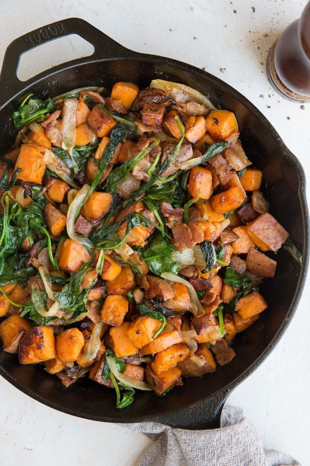 Sweet Potato Hash -- Paleo Meal Plans
