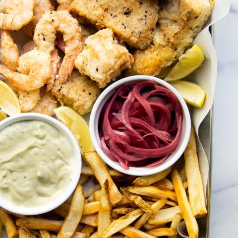 Fish Fry (Aruba-inspired)